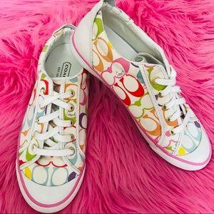 Coach Barrett  Sneakers Multicolor